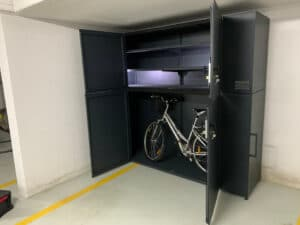 Box parkingowy