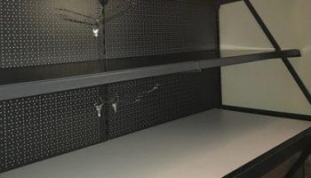 Boks garażowy półka maxStorage