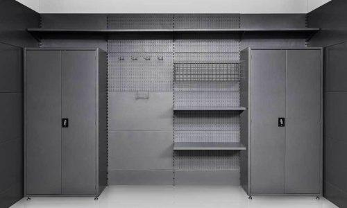 System Naścienny do garażu i innych pomieszczeń