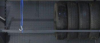 szafy garazowe